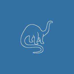 Le Dino Bleu